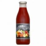 6 Pur jus de tomates et legumes BIO 1 litre