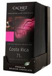 12 Chocolat noir Costa Rica 71% cacao tablette 100g