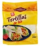 14 Tortillas de blé 20cm paquet 320g Camarillo