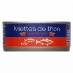 48 Miettes de thon à la tomate 1/5 conserve 104g