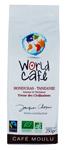 24 Café moulu BIO Honduras-Tanzanie paquet 250g