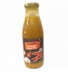 6 Velouté de carottes façon Thaï bouteille 74cl