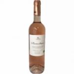 6 Vin rosé BIO IGP Méditerrannée bouteille 75cl