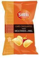 23 Chips Miel Moutarde paquet 120g Sibell