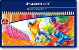 36 crayons couleurs Staedtler Cod. 148976