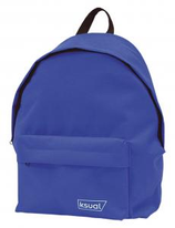 1 KSUAL Sac à Dos Bleu 42x30x17 Cod. 075722