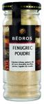 6 Fenugrec poudre flacon 64g Bedros