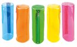 1 Fourre-tout rond 5 couleurs Cod. 231285