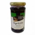 6 Préparation de fruits BIO myrtille pot 260g