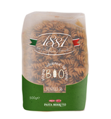 20 Pâtes blé complet Fusilli n°36 BIO pqt 500g 1881
