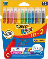 60 feutres Bic Kids super lavable Cod. 270051