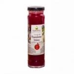10 Coulis de framboises & mûres bocal 156ml