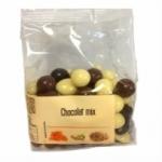 10 Mélange fruits secs enrobés 3 chocolats pqt 250g