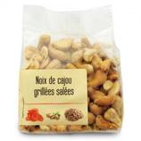10 Noix de cajou grillées salées paquet 200g
