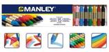 15 cires molles Manley Cod. 146087