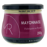 12 Mayonnaise bocal 250g Marcel Recorbet