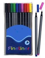 10 feutres fine line couleurs Cod. 270962