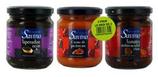 4 Trio poivron, tomate, tapenadine 3x180g Savino