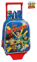 1 Toy Story Sac à dos trolley 28x22x10 Cod. 072709
