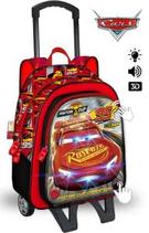 1 Cars Sac à dos trolley 3D lumière-son 42x32 Cod. 072385