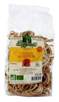 12 Pâtes Tagliatelle quinoa BIO pqt 250g Lazzaretti