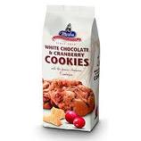 12 Cookies chocolat blanc & cranberries paquet 200g