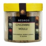 14 Gingembre moulu pot 80g Bedros