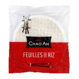 50 Feuilles de riz paquet 400g Chao'an