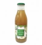 6 Boisson pomme concombre menthe  bouteille 1l