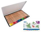 36 crayons de couleurs Milán Cod. 147005