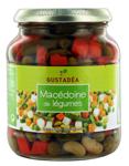 12 Macédoine de légumes bocal pne 215g Gustadéa