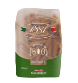20 Pâtes blé complet Penne n°31 BIO pqt 500g 1881