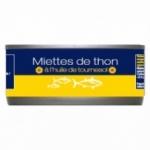 48 Miettes de thon huile de tournesol 1/5 104g