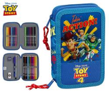 1 Toy Story Plumier double complet 20x13 Cod. 222470