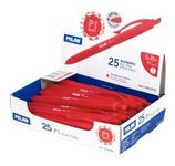 25 Stylos Milán P1 Touch rouge Cod. 041063