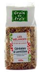 12 Mélange céréales & lentilles 400g Grain de Frais