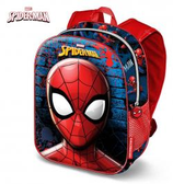 1 Spiderman Sac à dos 3D 39x30x10 Cod. 072662
