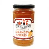 6 Marmelade d'oranges amères pot 265g