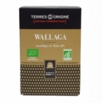 15 Café Wallaga BIO intensité 3-5 10 capsules 55g