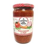 12 Sauce tomate soja bocal 680g Conserve Della Nonna