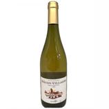 6 Vin blanc Mâcon-Villages AOC bouteille 75cl