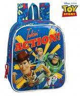 1 Toy Story Sac à dos pour la crèche 27x22x10 Cod. 072712