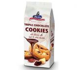 12 Cookies triple chocolat paquet 200g