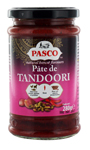 6 Pâte de tandoori pot 280g Pasco