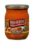 12 Piperade au piment d'Espelette bocal 520g