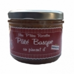 6 Pâté Basque au piment d'Espelette terrine 220g