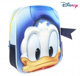 1 Donald Sac à dos relief 3D - 30x25 Cod. 072779
