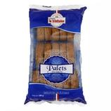 12 Palets pur beurre paquet 280g La Trinitaine - France