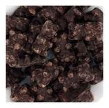1 Guimauve ourson chocolat noir boîte 3kg