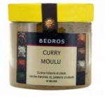 14 Curry moulu pot 85g Bedros